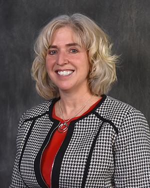 President of Northeast, Leah Barrett