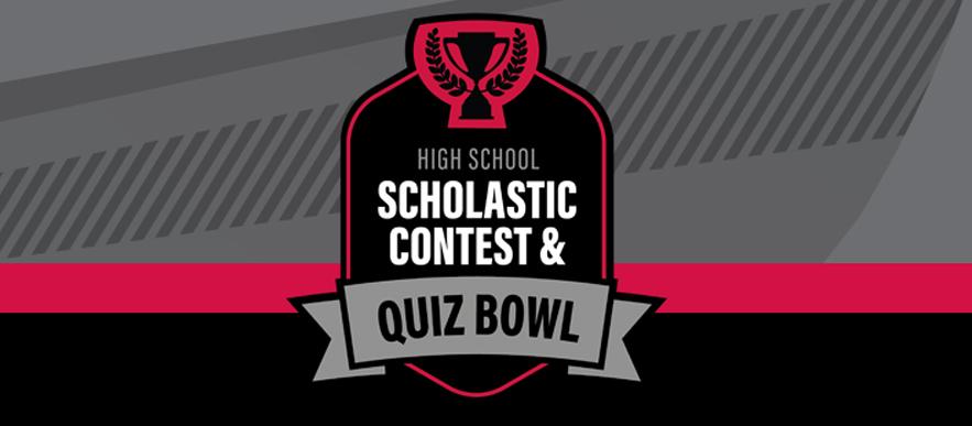 Scholastic Contest and Quiz Bowl